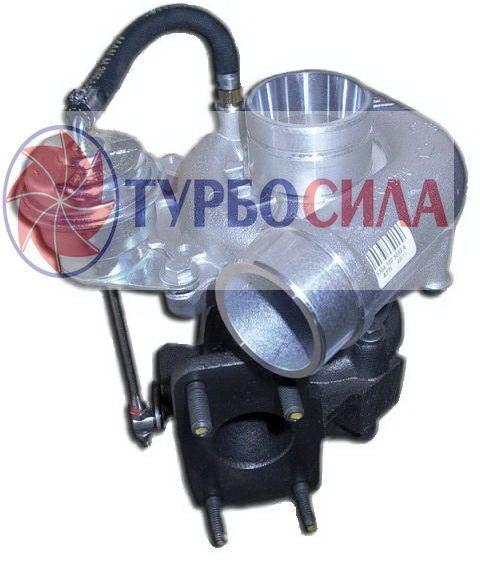Турбокомпрессор на Iveco