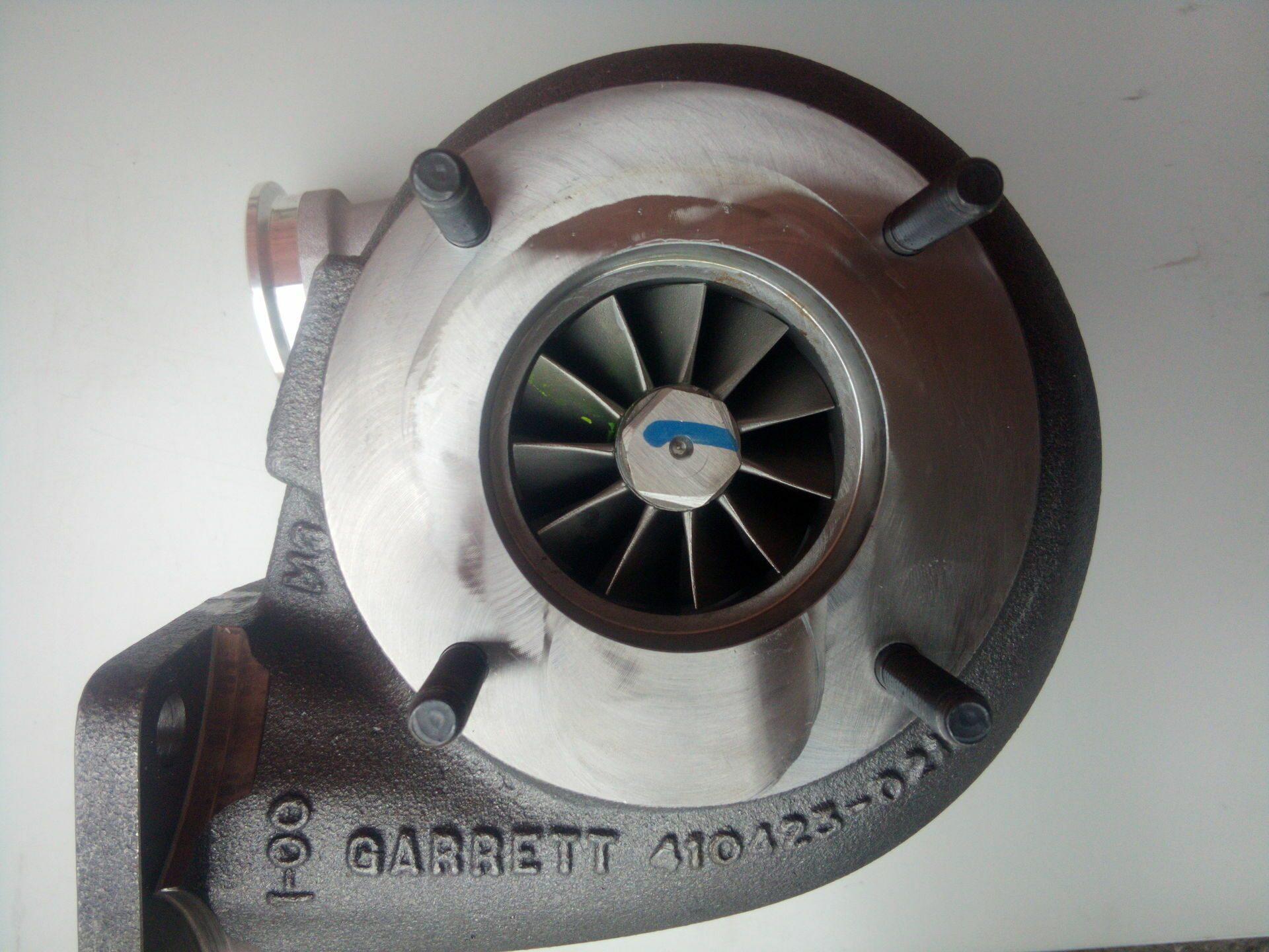 Турбокомпрессор на Mercedes Truck,465366-5001, Двигатель